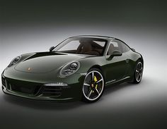 991 911 Coupe, only 13 will be made