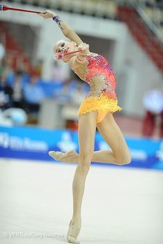 Yana Kudryavtseva told about her plans for Stuttgart! — Gymnastics Fantastic…