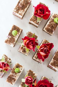 RAW Black Forest Slice // Free from refined sugar, grains, dairy and eggs. From the Raw Desserts App.