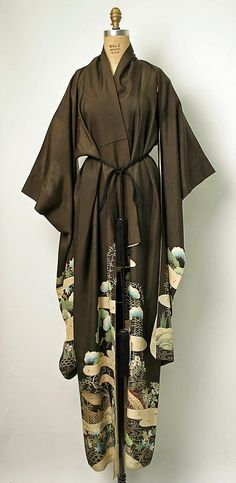 Kimono (www.metmuseum.org)