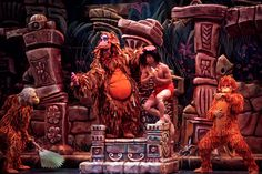theatrical jungle book costumes - Google Search