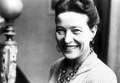 On ne naît pas femme! On le devient. / One is not born a woman, but becomes one. ~ Simone de Beauvoir (9.1.1908)