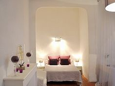 Spacious apartment mixing Provence old charm with state-of-the-art furniture.