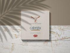 La entrada CATÁLOGO DE QUESOS CABRELX. LÁCTEOS SEGARRA se publicó primero en Azalea comunicación. Queso Fresco, Flyer Design, Goat Cheese