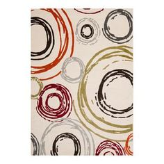 Nico Rug 4x5'7 Ivory now featured on Fab.
