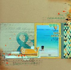 Glitz Designs blog hop using 6x6 paper in your layouts.
