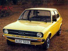 Audi 50 GL (1974 -1978)