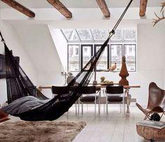 Hangmat in huis?