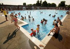 Brockewell Lido The Urban Monkey Guide To Best Outdoor Swimming and Splashzones in London My Travel Monkey