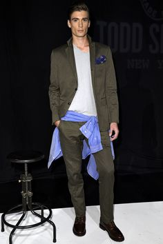 Todd Snyder Spring 2013 Menswear - Collection - Gallery - Style.com