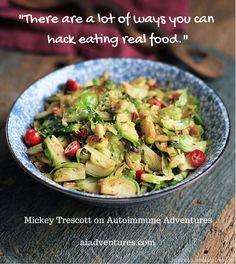 Maple-Cranberry brussels sprouts aip & paleo & gluten free r Primal Recipes, Real Food Recipes, Cooking Recipes, Healthy Recipes, Free Recipes, Healthy Foods, Sprout Recipes, Vegetable Recipes, La Trattoria