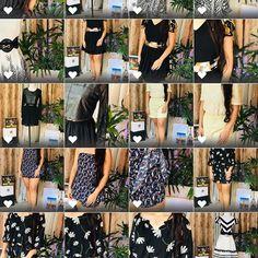 ELLEN BOUTIQUE (@romper_ellen) • Instagram photos and videos Dress Collection, Capri Pants, Rompers, Boutique, Photo And Video, Videos, Photos, Instagram, Dresses