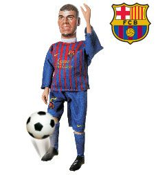 FC Barcelona the official product. Are you a Barca FAN? You must have FC Barcelona marionette. Fc Barcelona, Must Haves, Fan, Disney Characters, Style, Swag, Hand Fan, Fans, Outfits