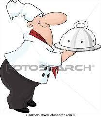 Bildergebnis für essen und trinken clipart   Küche Applikationen ...   {Koch bei der arbeit clipart 85}