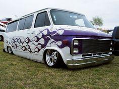 custom vans | 2005 spring break truckin nationals custom van view related article 0 ...