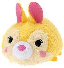 Disney Miss Bunny ''Tsum Tsum'' Plush - Mini - 3 1/2'' Disney Tsum Tsum Plush Figures http://www.amazon.com/dp/B00LI8MBZU/ref=cm_sw_r_pi_dp_z-IEvb07EE18P
