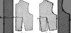"""If you can draft and sew a basic bodice you can design virtually any kind of t-shirt, blouse or other top! Take your measurments by using the guide in the """"How to Take Your Measurements"""" section (I..."""