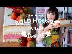 BOLO MOUSSE DE CHOCOLATE BRANCO COM SORVETE | Especial 600k inscritos #ICKFD 104 Dani Noce - YouTube