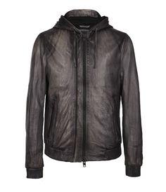 Host Leather Hoodie. $599