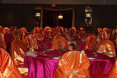 Colourful decor- Bollywood Theme