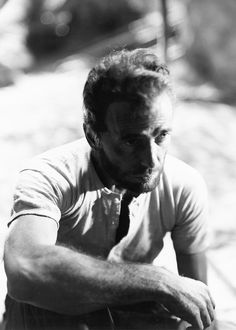 Humphrey Bogart in The Treasure Of The Sierra Madre (1948)