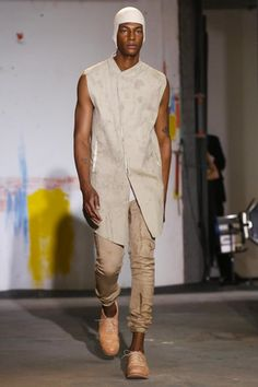 Boris Bidjan Saberi Menswear Spring Summer 2015 Paris - NOWFASHION