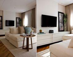 Casa de Valentina - Valorizando os espaços compactos