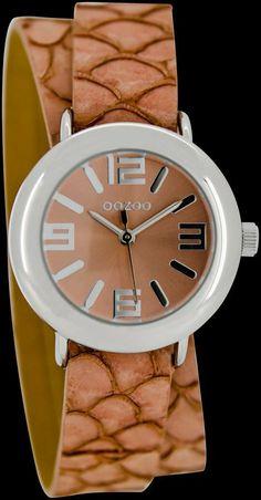 montre nouvelle collection OOZOO  sur notre boutique en ligne www.claudiapiergentili.com