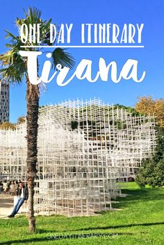 Tirana One day itinerary - Top things to do in Tirana, Albania