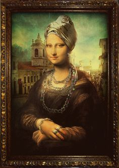 Mona Baiana by rodrigoSwrFosterginger.Pinterest.ComMore Pins Like This One At FOSTERGINGER @ PINTEREST No Pin Limitsでこのようなピンがいっぱいになるピンの限界