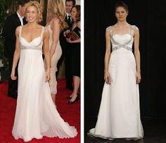 goddess wedding gowns