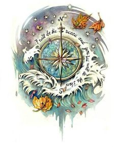 Ocean Stars #navigator # tattoo