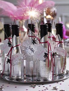 Partydeko-Silvester
