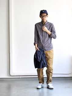 nisica2015 2000s Fashion, Mens Fashion, Casual Wear, Men Casual, Outfit Grid, Japanese Outfits, Collar Styles, Summer Wear, Korean Fashion