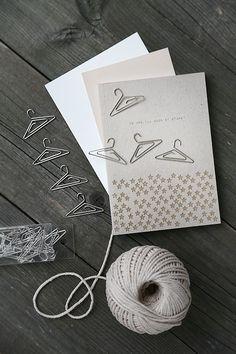hanger paper clips - @Lynne {Papermash} {Papermash}