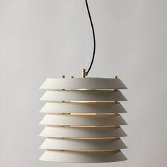 Lámpara suspensión Maija 15 1955. SantaCole