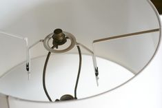 How To Convert An Ikea Jara Drum Pendant Shade To Fit A