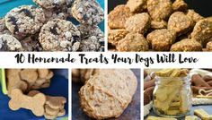 10 Homemade Treats Y