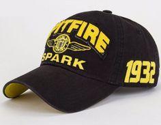 Pánská kšiltovka spitfire černá – pánské kšiltovky Na tento produkt se  vztahuje nejen zajímavá sleva 022b01911f