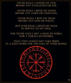 Asatru I absolutely love this
