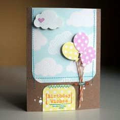 Melanie Blackburn--really like the design of this card.