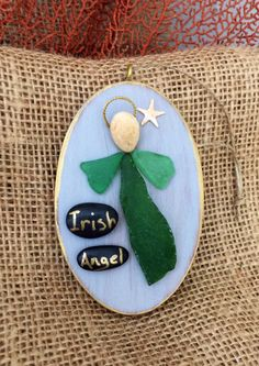 A personal favorite from my Etsy shop https://www.etsy.com/listing/510052822/beachcomber-irish-angel