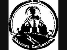 Kaizers Orchestra - Ompa Til Du Dør [Folk-punk/Alternative rock] Weird, Darth Vader, Illustration, Fictional Characters, Salzburg, Image, Concerts, Norway, Favorite Things
