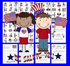 Veterans' Day Alphabet and Counting Activities FREEBIE Literacy and Math Centers by Linda Post The Teachers Post $Free