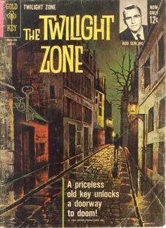 Twilight Zone #4 (Issue)