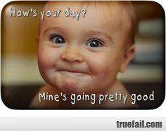 Brightens my day(: