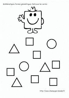 Comparer les nombres – Maternelle