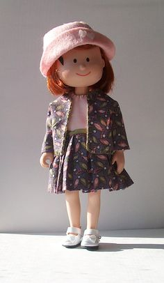 Doll Clothes for 8 Betsy McCall Ann Estelle and by GrandmasBliss, $18.00