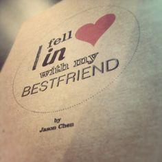Best Friend - Jason Chen