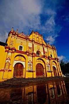 Iglesia San Cristóbal Chiapas
